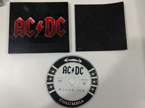 Ac/dc Black Ice Digipack Frete Grátis