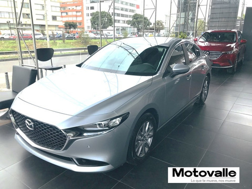 Mazda 3 Touring Automatico  2021 Plata Estelar