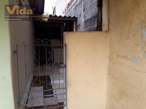 Imagem 1 de 5 de Casa Térrea Para Locação Em Rochdale  -  Osasco - 41875
