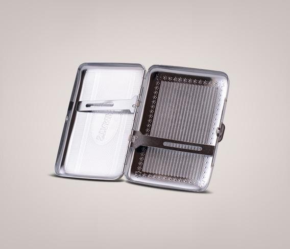 Cigarrera Stamps Caja Armado Cigarrillos Tabaco Para Armar