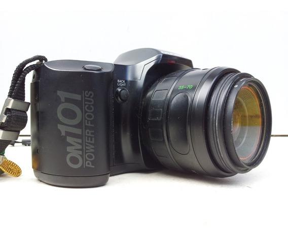 Olympus Om101 Power Focus Lente 35-70mm (com Detalhe)