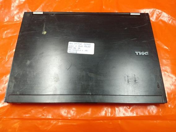 Notebook Dell Latitude E6400 Core 2 Duo P8400 **leiam**