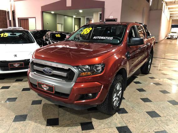 Ford Ranger 2.2 Xls 4x4 Cd 16v Diesel 4p Automático 2018