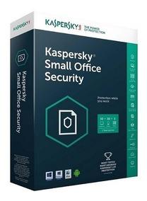 Kaspersky Small Office 5 Disp +1 Servidor Envio Imediato