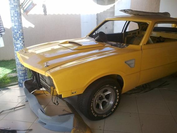 Ford Maverick Com Motor Origina4cc 2.3 Ohc