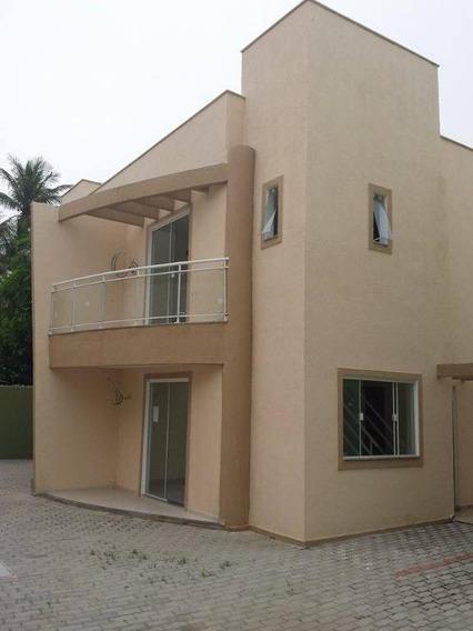 Casa Em Palmeiras, Cabo Frio/rj De 99m² 3 Quartos À Venda Por R$ 450.000,00 - Ca428957