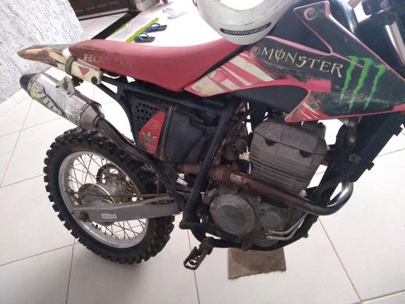 Moto De Trilha 300cc