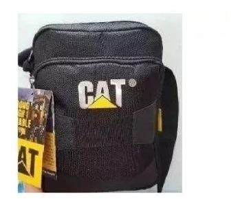 Maleta Carriel Caterpillar Cat Bolso Impermeable