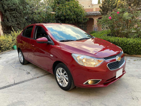 Chevrolet Aveo 2018 Ltz Manual Electrico Qc Pantalla Ng