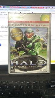Halo: Combat Evolved Xbox Nuevo Y Sellado