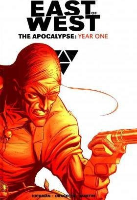 East Of West: The Apocalypse Year One 1 Hc Dlx