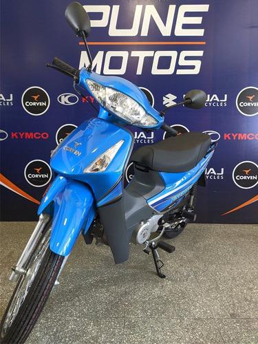 Corven 110cc Energy 0km 2021 C/baúl Pune Motos Ahora 12/18
