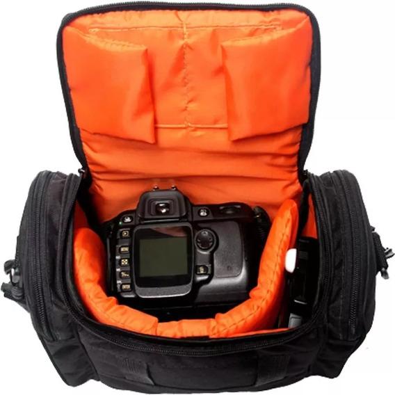 Capa Case West Arm Canon T5 T3i T4i T5i T6i Dslr T6s T7i