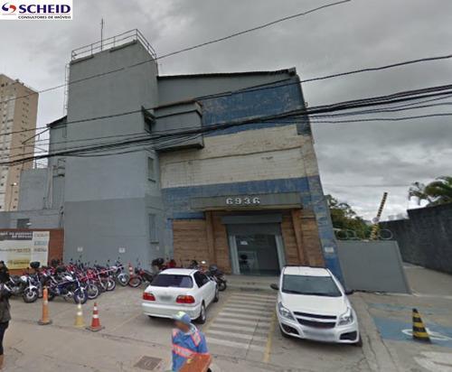 Imagem 1 de 1 de Ótimo Prédio Comercial, Ao Lado Da Estação Do Metro, Excelente Localização - Mr58368