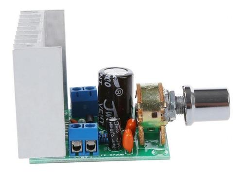 Amplificador De Potencia Audio Digital Tda7297