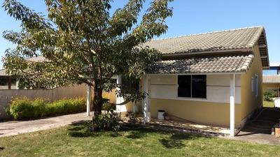 Casa Em Itaipuaçu Com 3 Quartos E Churrasqueira - 333