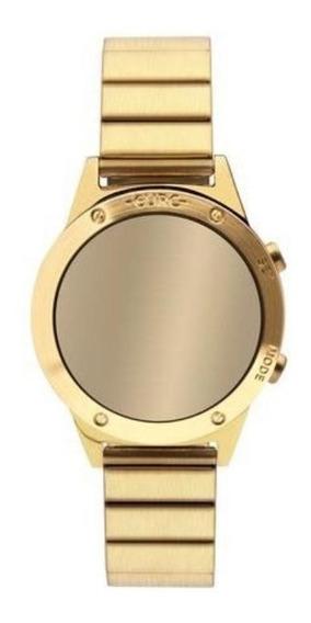 Relógio Euro Feminino Digital Reflexos Casual Sabrina Sato