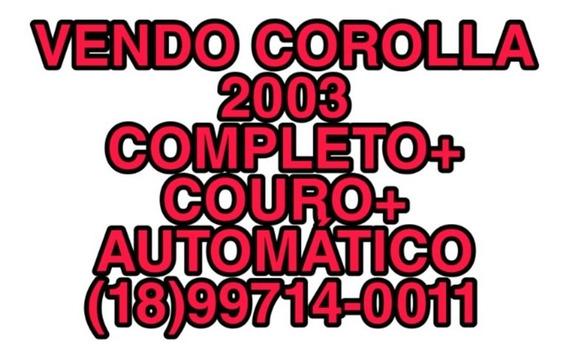 Toyota Corolla A