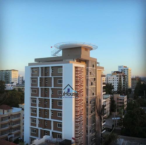 Imagen 1 de 11 de Torre De Apartamentos En La Esmeralda Za48 B