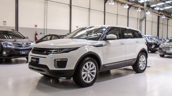 Range Rover Evoque Se Blindado Nível 3 A 2018