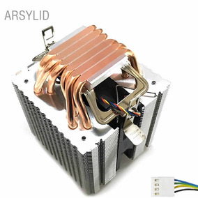 Cpu Cooler 6 Heatpipes Arsylid
