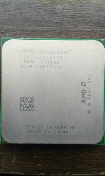 Processador Amd Sempron 3200 Am2
