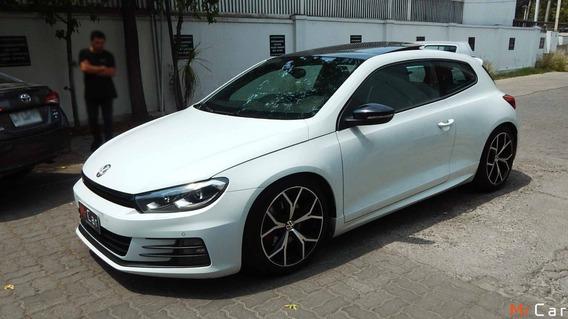 Volkswagen Scirocco Gts 2017