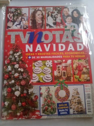 Imagen 1 de 2 de Tvnotas Especial Navidad Recetas Y Manualidades 2015