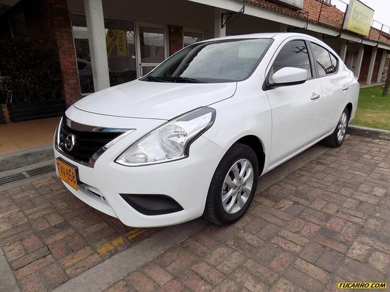 Nissan Versa 1.6cc At Aa