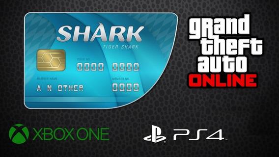 Dinheiro Gta 5 4 Milhoes + Rp Xbox One Ps4 Gta V