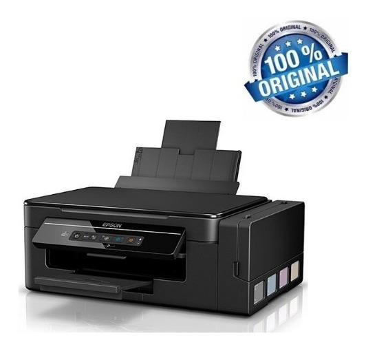Impressora Epson L395 Original Com Defeito Preto Original
