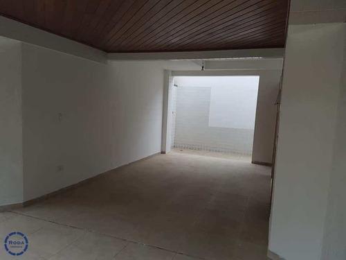 Sobrado De Condomínio Com 3 Dorms, Aparecida, Santos - R$ 750.000,00, 110m² - Codigo: 6578 - V6578