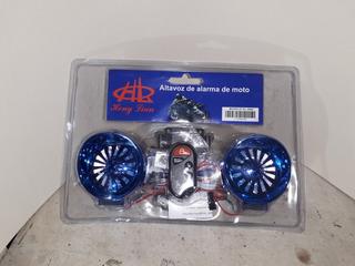 Bocinas Moto Alarma Bluetooth Usb
