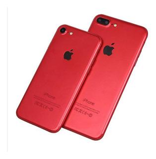 Película Adesiva Verso Red Skin iPhone 6 6s Plus 7 7 Plus