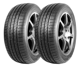 Kit X2 Neumáticos 235/55r17 103v Greenmax 4x4 Linglong