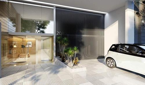 Venta - Departamento 3 Ambientes C/balcón En 10° Piso - Palermo Hollywood - Amplia Financiación