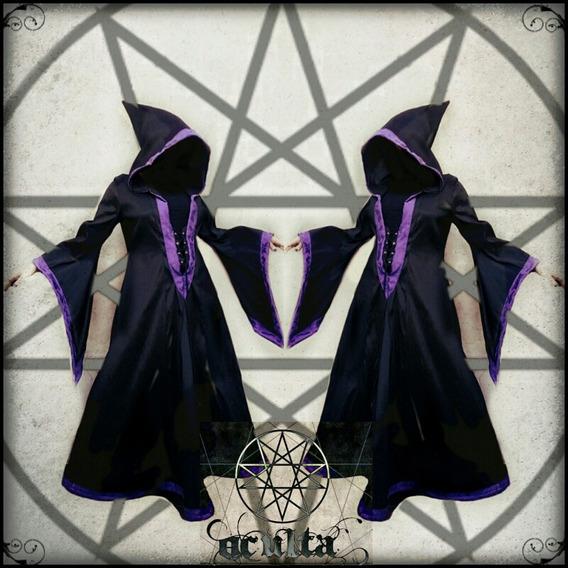 Vestido Medieval Vestido Gotico