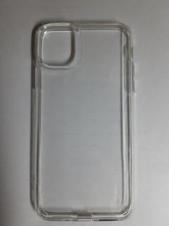 Funda iPhone 11 Pro Max Transparente Dura