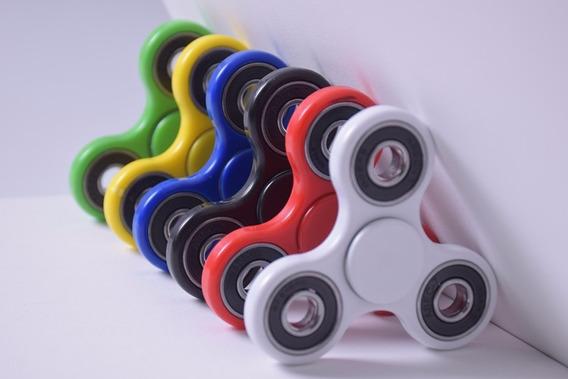 Fidget Hand Spinner Fq777 Finger Toy Anti Stress Ansiedade