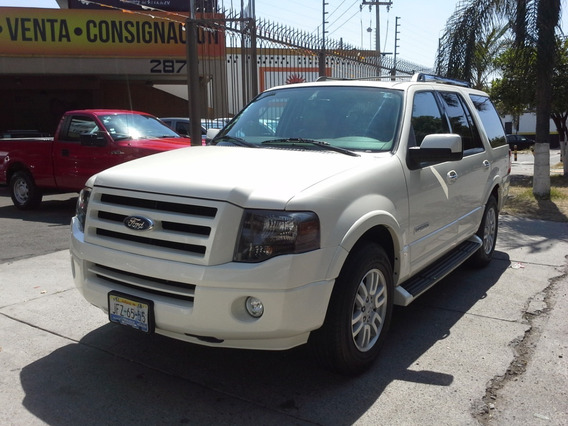 Ford Expedition Limited Piel Quemacoco 2008