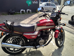 Honda Cb 450 Tr Ano 87 Cb 450 Tr