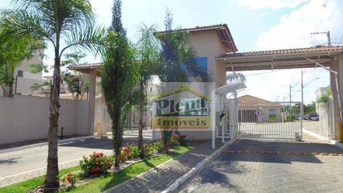 Imagem 1 de 9 de Apartamento  Residencial À Venda, Jardim Volobueff (nova Veneza), Sumaré. - Ap0567