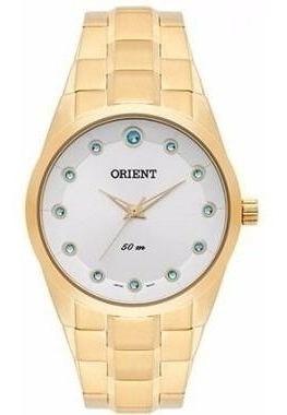 Relógio Orient Feminino Fgss0074 Sakx Dourado Original