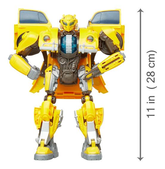 Figura Bumblebee Energizado Transformers