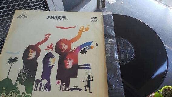 Disco De Vinilo Abba El Álbum 1978 Rca Sigue Hombre Águila
