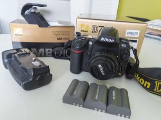 Nikon D700 12.1 Mp - Negro Cámara Réflex Digital