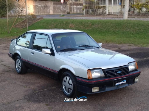 Imagem 1 de 15 de Monza Sr 1.8s 1986 Original Placa De Coleção Ateliê Do Carro