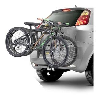 Suporte Transbike Pop Básico De Porta Malas P/ 2 Bicicletas