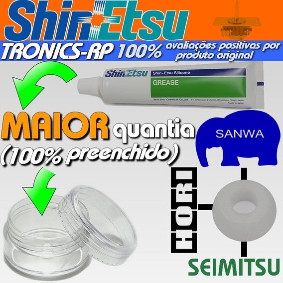 Graxa Sanwa Seimitsu Madcatz Hori Arcade Fliper Joystick