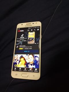 Celular Samsung J5 Prime Rosa 32 Gb